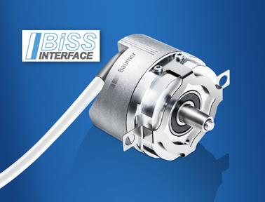堡盟绝对值电机反馈编码器EFL580 BiSS C