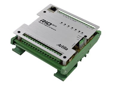 瀚达可程序远程I/O模块RIO-2015PG