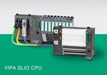 VIPA SLIO系列智能控制与IO系统