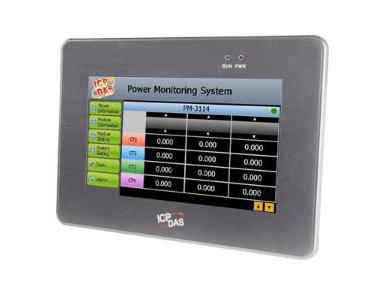 PMD-2201触控屏电表管理集中器