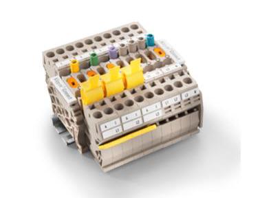 魏德米勒Klippon Connect应用类接线端子——电流和电压互感器接线