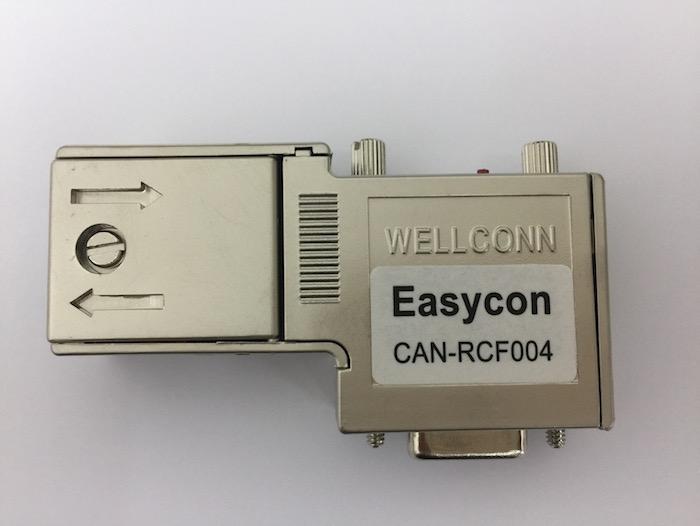 裕光科技 WELLCONN  CAN bus 总线连接器CAN-RCF004
