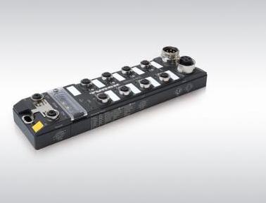 带8个IO-Link Master的Ethernet-Block-I/O