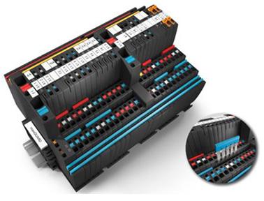 魏德米勒maxGUARD控制电压分配系统