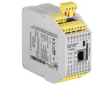 劳易测MSI 400可编程安全继电器
