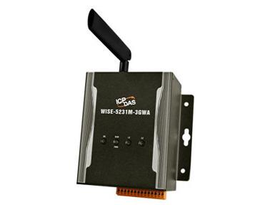 泓格智能型物联网I/O控制器WISE-5231M-3GWA