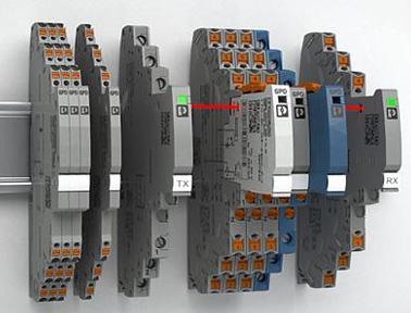 菲尼克斯电气TTC系列测控信号电涌保护器
