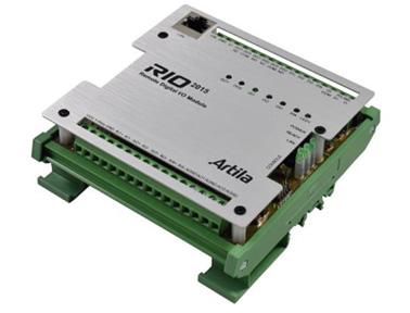 瀚达电子C语言可程序远程I/O模块RIO-2014PG