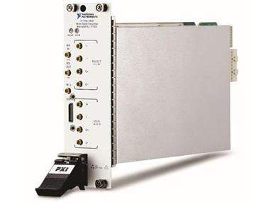 NI 1GHz 带宽基带矢量信号收发板卡PXIe-5820