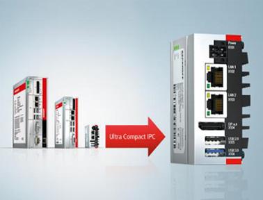 倍福超紧凑型工业PC C6015