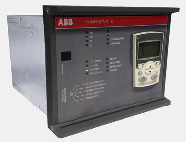 ABB同期装置SYNCHROTACT 6