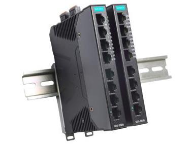 摩莎工业以太网智能交换机SDS-3008