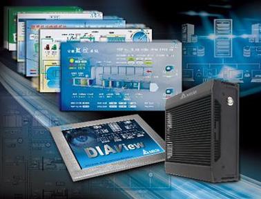 台达DIAView SCADA 工业组态软件