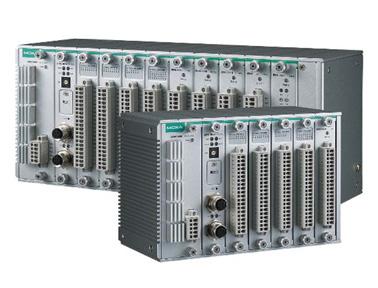 Moxa ioPAC 8600系列 强固型模块化可编程控制器