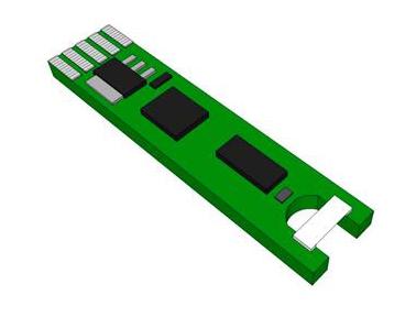 IST 相对湿度温度传感器 / 插入式 / 用于OEM应用 / 温度测量LinPicco? Axxx series