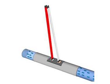 IST 热量流量传感器 / 质量 / 薄膜 / 用于液体