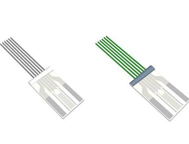IST 4电极导电率传感器 / 用于水 LFS1710