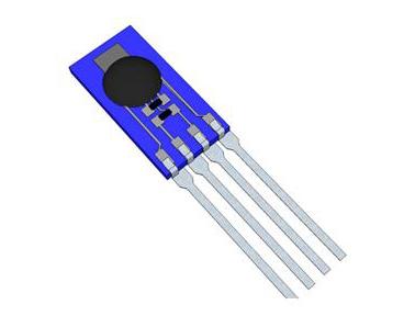 IST 相对湿度温度传感器 / 集成式 / 电阻式 / 数字HYT 271