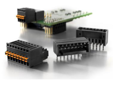 魏德米勒OMNIMATE信号接插件BLF 2.50/SL 2.50