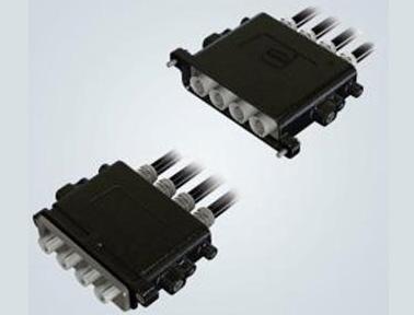大电流连接器Han® 22 HPR超薄型——适用于有限空间的解决方案