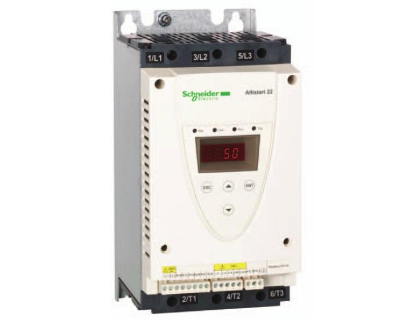 施耐德利德华福ATS22系列软启动柜低压变频柜