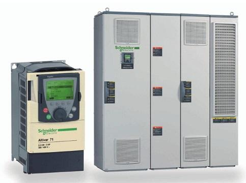 施耐德利德华福LH71系列低压变频柜