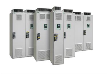 施耐德利德华福LH 610系列低压变频柜