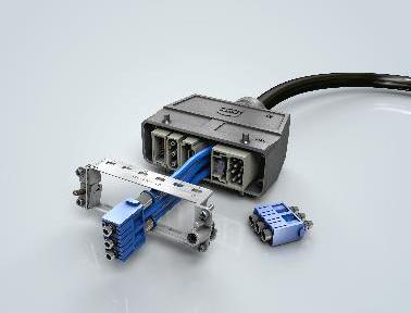 通过模块化接口输送压缩空气:可达数千次的对接次数