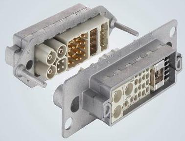 方便连接的稳健型金属对接架