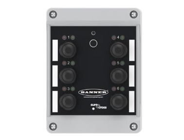 SureCross Q120无线按钮控制盒全新发布