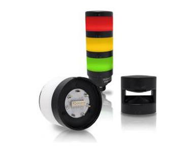 适用于TL70模块化塔灯的可编程蜂鸣器