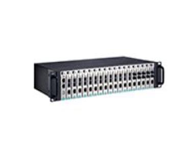 Moxa TRC-2190系列 NRack System™机架式转换器