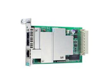 Moxa CSM-400系列 10-100BaseT(X)转100BaseFX插片式模块