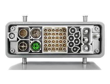 更小空间集成更多功能——魏德米勒RockStar® ModuPlug