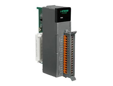 泓格科技推出I-87004W 4端口菊花链数字温度传感器模块