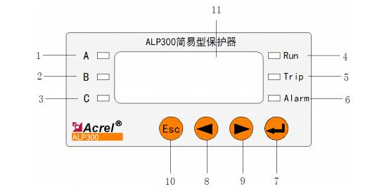 ALP300电动机保护器