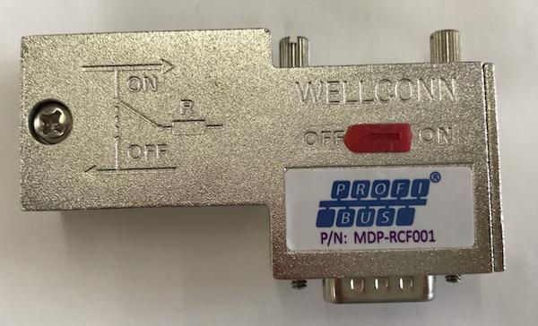 裕光科技隆重推出WELLCONN 90度金属外壳总线连接器MDP-RCF001