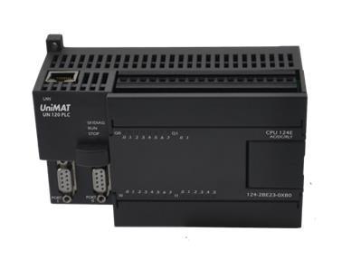 亿维以太网 CPU 124E