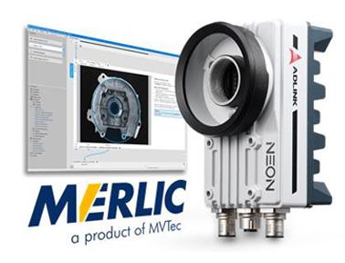 凌华科技即用型智能相机 NEON-1021-M