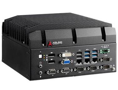 凌华科技无风扇嵌入式工业电脑MVP-5000系列