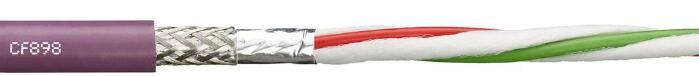 chainflex 高柔性总线电缆CF898.045