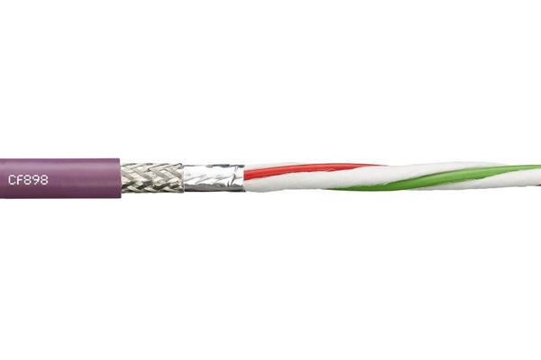 chainflex 高柔性总线电缆CF898.081