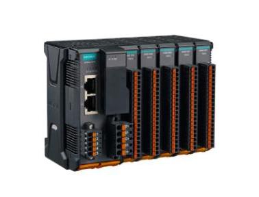 Moxa ioThinx 4510 系列高级模块化远程I/O