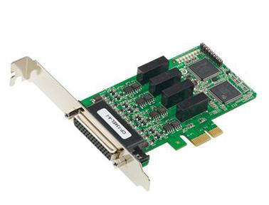 Moxa CP-134EL-A-I智能型PCI Express多串口卡