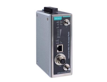 Moxa AWK-3131A-RTG系列三合一工业级无线AP/Client