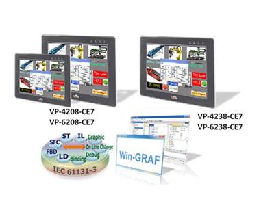 泓格科技Win-GRAF 新产品: VP-42x8-CE7 和 VP-62x8-CE7