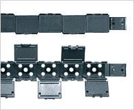E1模块化一片式拖链-E1系列