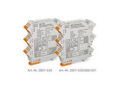 WAGO新推出的适于RTD传感器 配置和监测更加便捷