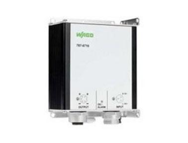 WAGO新型EPSITRON  IP67电源 为现场提供更多电能