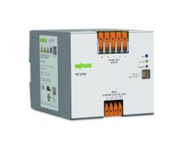 EPSITRON ECO 经济型电源 高性能 、高效率的WAGO新型电源